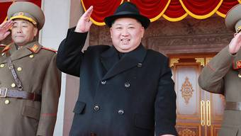 Hat seine Gäste aus Südkorea laut Angaben nordkoreanischer Staatsmedien freundlich empfangen: Nordkoreas Machthaber Kim Jong Un. (Symbolbild)