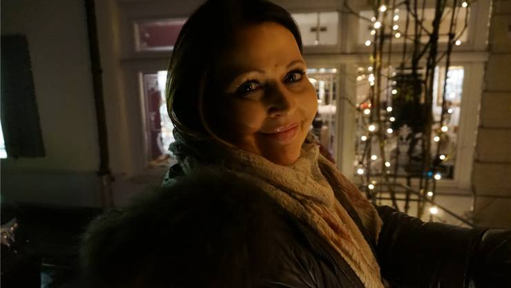 «It feels like Christmas, you in my dreams» singt die Uitikerin Marlis Bösiger alias Maël auf ihrer Weihnachts-CD.