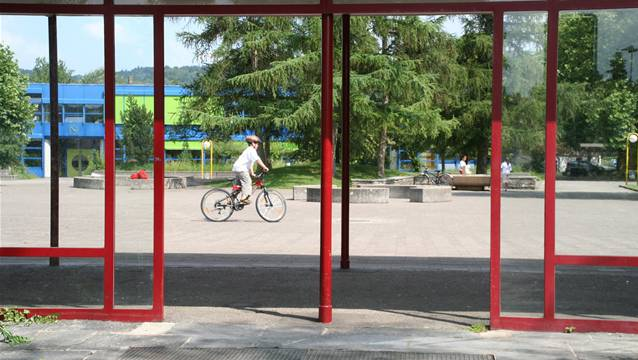 Die Kreisschule in Entfelden.
