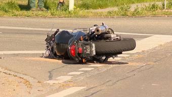 Töfffahrer stirbt bei Unfall in Lamperswil (TG).