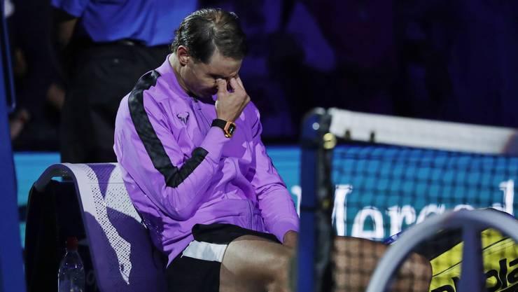 Rafael Nadal triumphierte zum vierten Mal am US Open und steht nun bei 19 Grand-Slam-Titeln - noch einen hinter Roger Federer.
