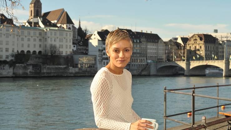 Permi Jhootis Lieblingsort: «Der Rhein ist der wichtigste Ort für mich.»