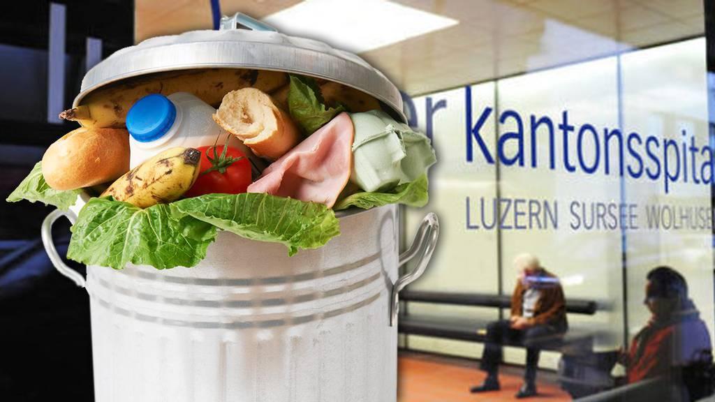Luzern: Massnahmen gegen «Food-Waste» genügen