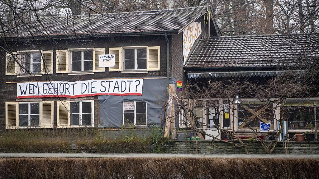 Die Bewohner der Soldatenstube bei der Luzerner Allmend sind vor der Schlichtungsstelle abgeblitzt. (Archivaufnahme)