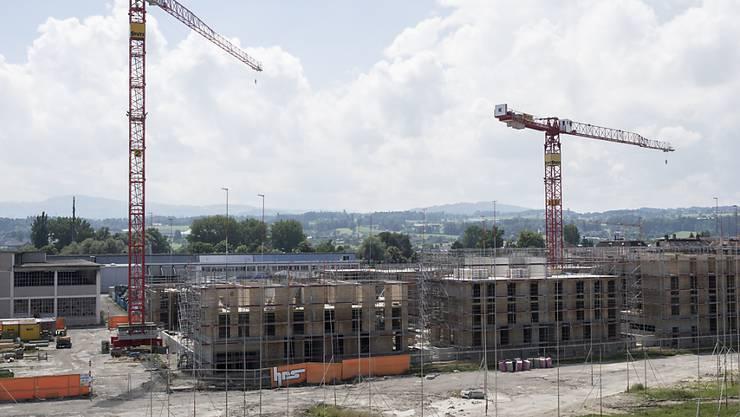 Die Industriegruppe Looser wurde am 13. Dezember durch den Bauausrüster Arbonia (ehemals AFG Arbonia-Forster) übernommen. (Symbolbild)