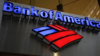 Die US-Banken Bank of America, Wells Fargo und JP Morgan haben im dritten Quartal deutlich zugelegt. (Archiv)I