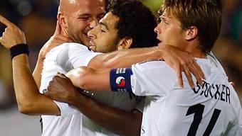 FC Basel gewinnt Hinspiel der Playoffs gegen Ludogorez Rasgrad 4:2