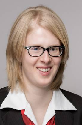 Yvonne Spreuer (29),Gemeinderatskandidatin
