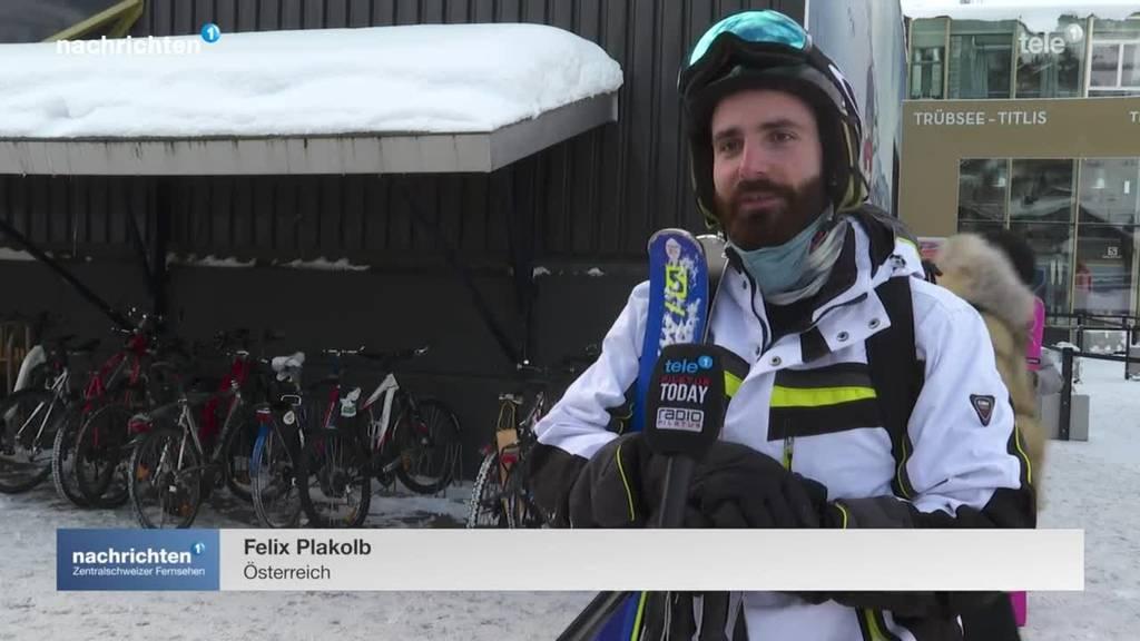 Skigebiet Engelberg darf heute wieder öffnen