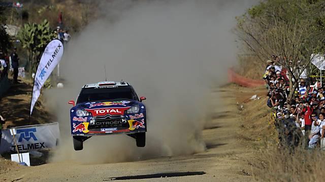Erneuter Triumph in Mexiko für Sébastien Loeb