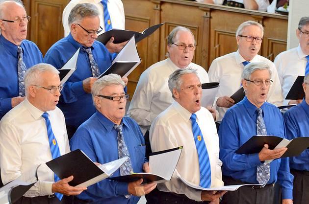 Männerchor (Foto: Reussbote)