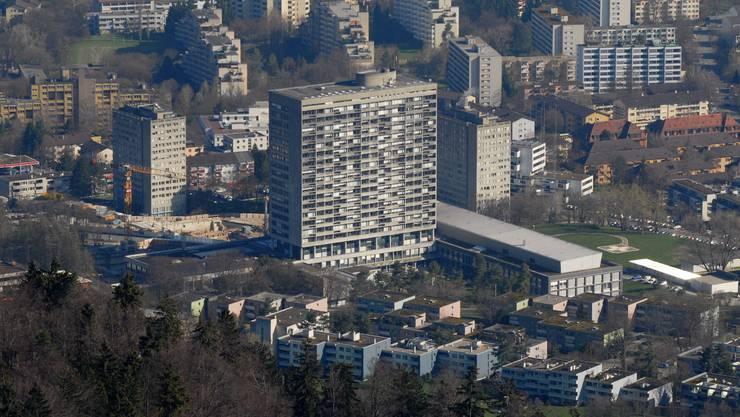Grosser Andrang: Im Zürcher Stadtspital Triemli müssen werdende Mütter abgewiesen werden.  wal
