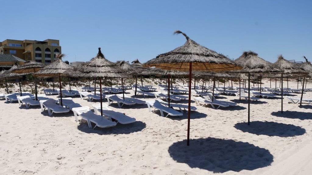 Im tunesischen Badeort Sousse haben die Behörden eine Terrorzelle aufgedeckt. 31 Personen wurden festgenommen. (Symbolbild)