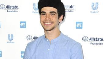 Starb laut Gerichtsmedizinern nach einem epileptischen Anfall Anfang Juli: US-Schauspieler Cameron Boyce. (Archivbild)