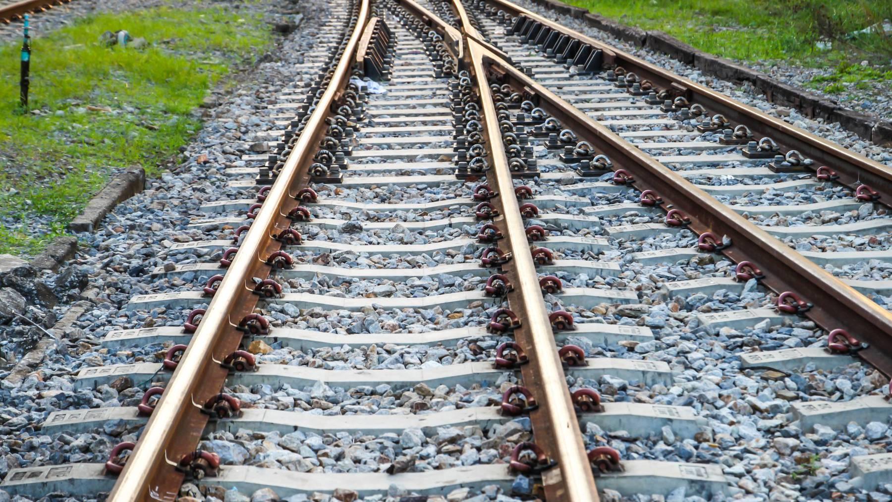 Zwischen Buchs und Sargans fahren keine Züge