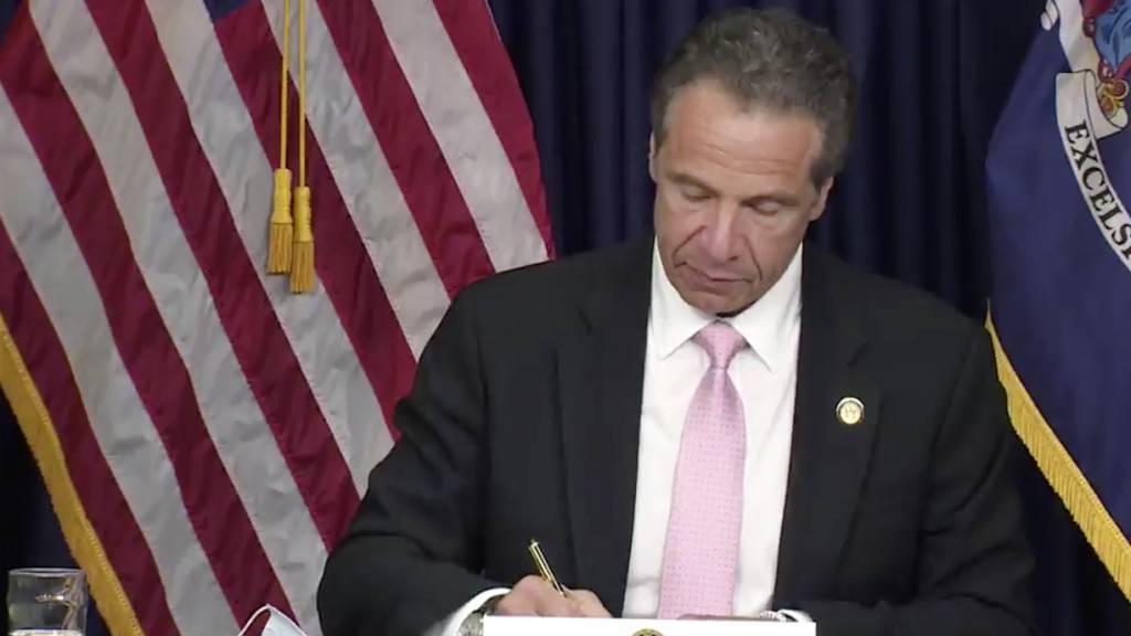 Bundesstaat New York verbietet Würgegriffe im Polizeieinsatz