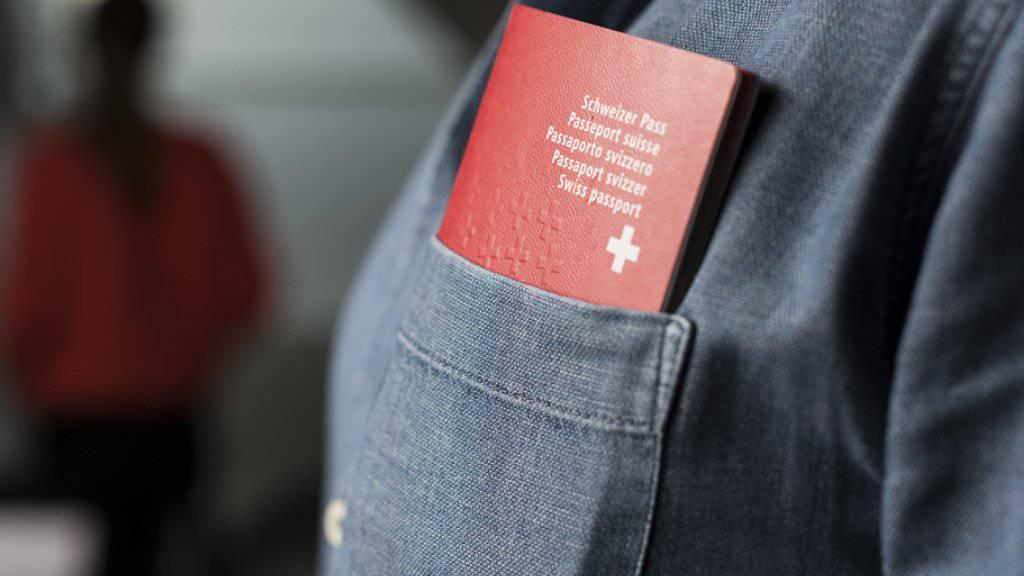 Einfache Einreise: Besitzer eines Schweizer Passes können ohne Visum oder mit einem Visum, das man sich bei der Ankunft besorgen kann, in 155 Länder einreisen. (Archiv)