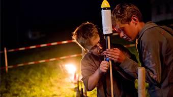 Ob am 1. August mit Feuerwerk gefeiert werden darf, steht noch offen. (Symboldbild)
