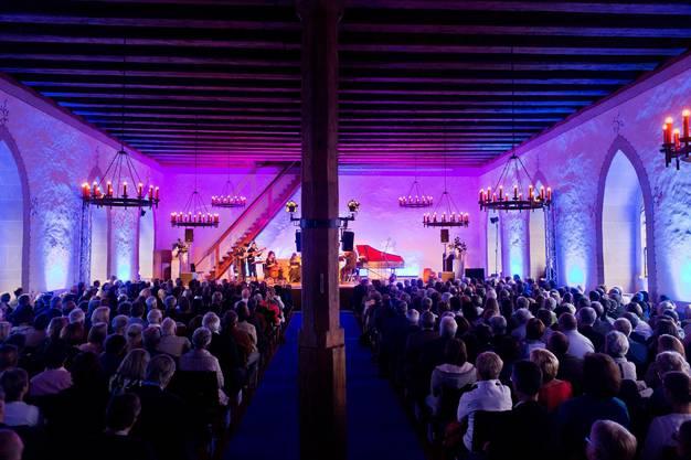 Eröffnungskonzert mit dem Ensemble Los Otros – «Fandango Español»