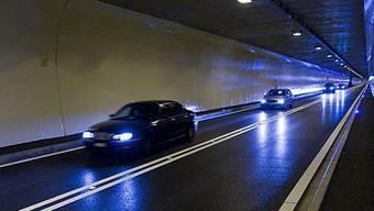 Ein Tunnel unter der Aare hindurch soll das Herzstück der Umfahrung bilden. (Symbolbild)