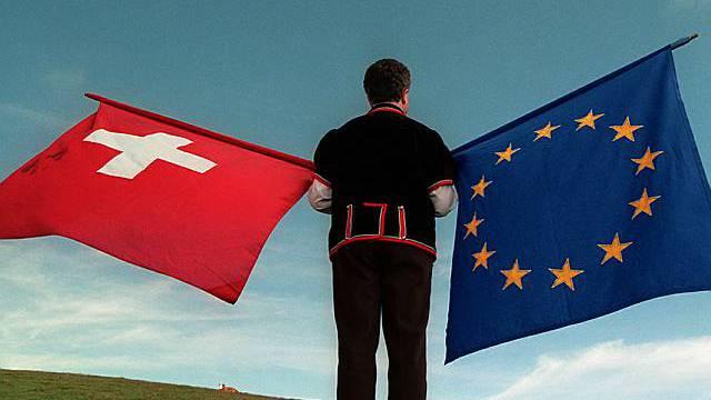 Schweizer sind gegen einen Beitritt zur EU
