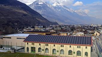 Gebirgskantone wie Wallis oder Graubünden hängen stark an den Einnahmen aus den Wasserzinsen. Im Bild: das Kraftwerk Martigny-Bourg.