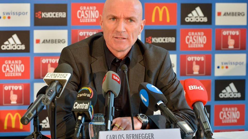 Neuer FCL-Trainer Bernegger will Abstieg verhindern