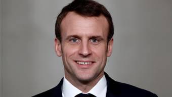 Wendet sich auf ungewöhnliche Weise an die Franzosen: Emmanuel Macron. KEY