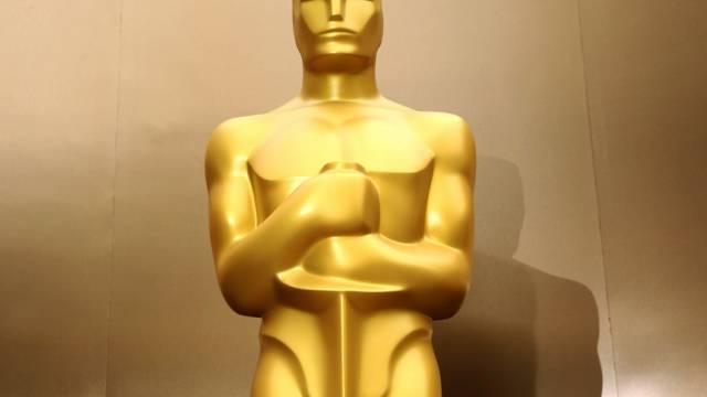 Die Oscar-Trophäen werden am 22. Februar in Los Angeles vergeben.