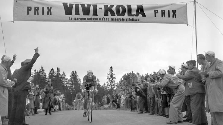 Bekanntheit erlangte es durch das Sponsoring an der Tour de Suisse in den 40er-Jahren.