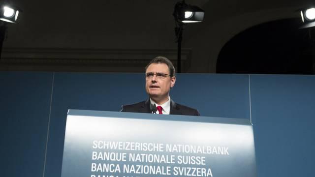 Thomas Jordan, Präsident des SNB-Direktoriums (Archiv)