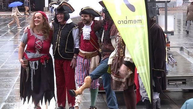 Als Piraten für Hightech-Prothesen für alle