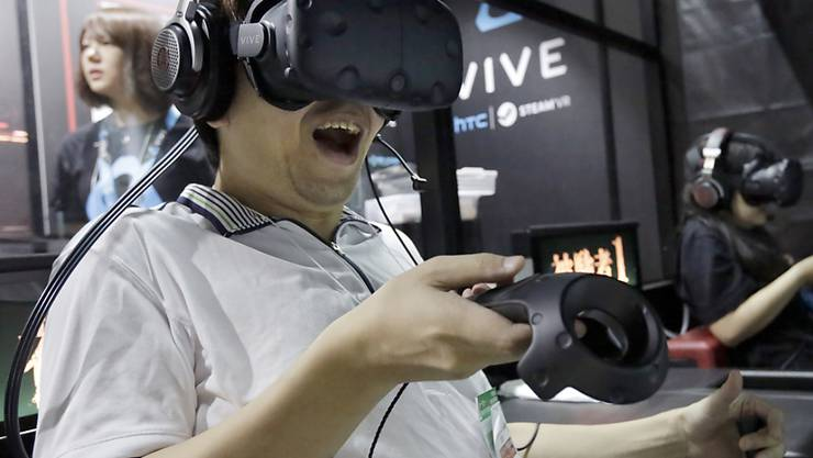 Vom neuen ultraschnellen Mobilfunknetz der 5. Generation sollen auch Online-Gamer profitieren. (Archivbild)