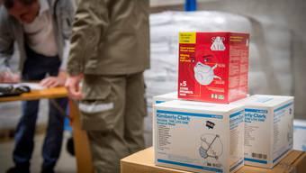 Weitere Lieferungen von Hilfsgütern, unter anderem nach Italien und Griechenland, sind in Planung.