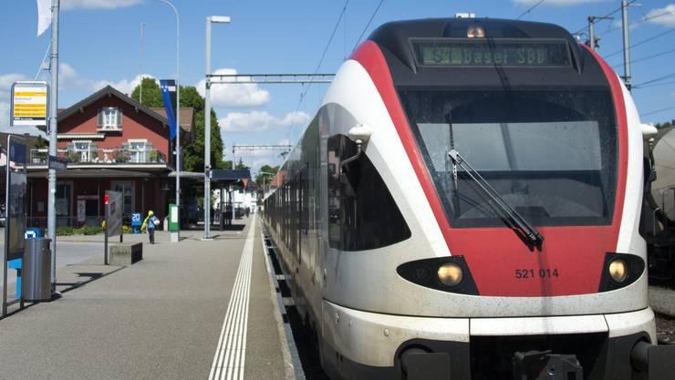 Das Vorprojekt schliesst die Lücke im Eisenbahnnetz der Dreiländerregion. (Archiv)