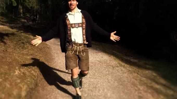 Felix Neureuter / Antenne Bayern / Screenshot Youtube