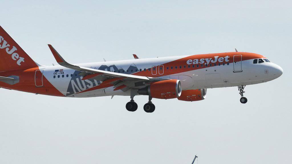 Flugtickets bei Easyjet werden steigen
