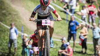 Alessandra Keller gewinnt ihr erstes Weltcuprennen