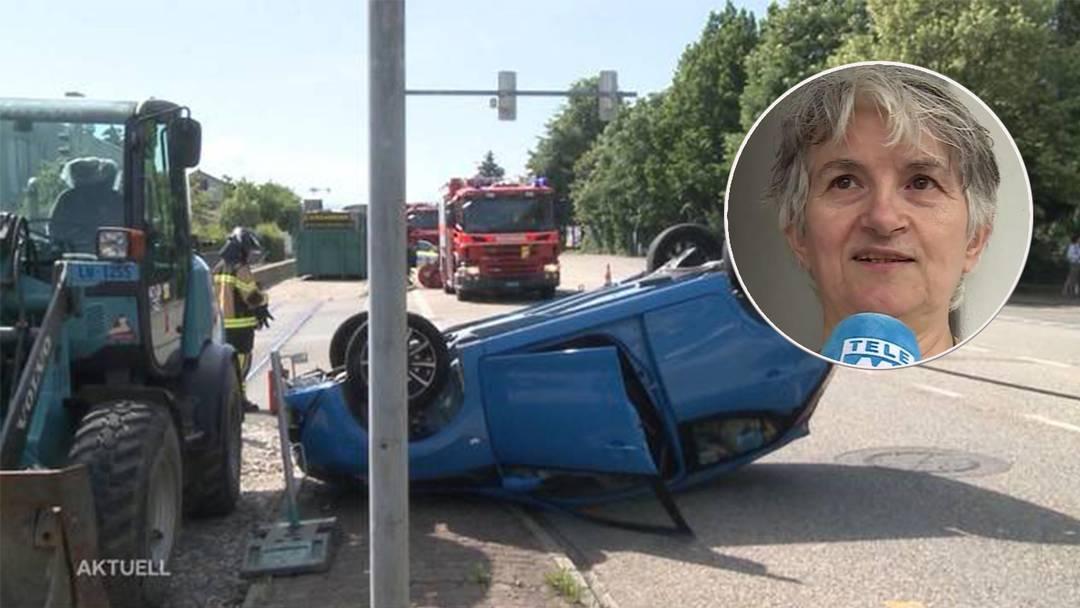 Wer ist Schuld am Unfall in Suhr?
