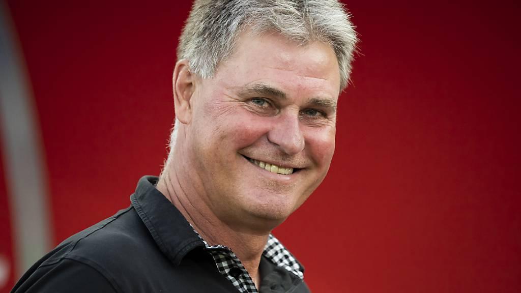 Winterthurs Trainer Ralf Loose hat Grund zum Schmunzeln