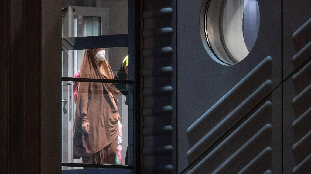 Mutmassliche IS-Frauen nach Deutschland zurückgebracht