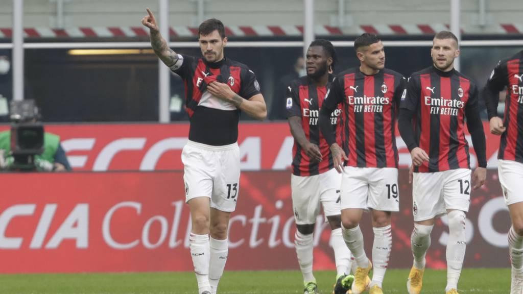 Alessio Romagnoli erzielte das frühe 1:0