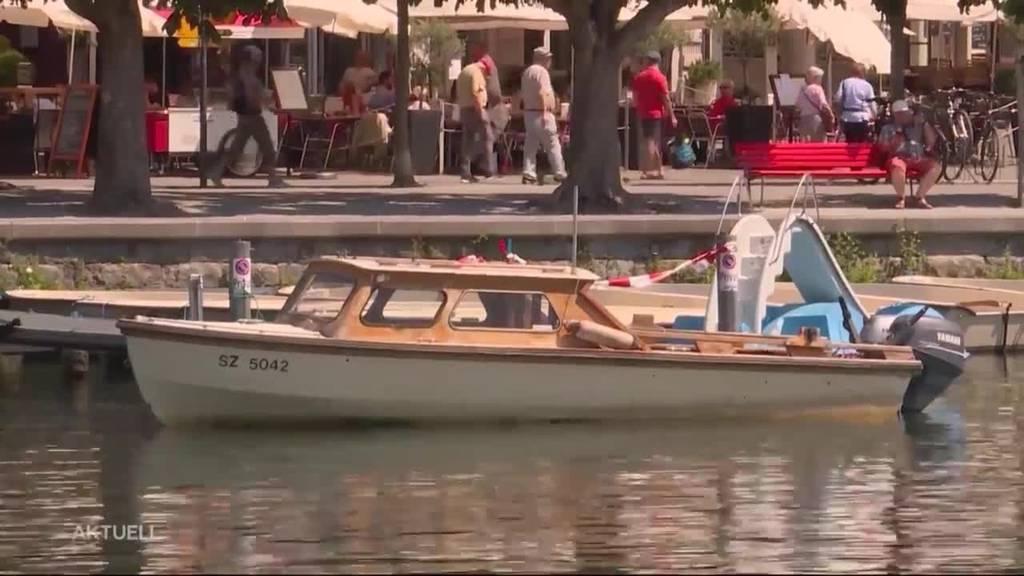 Amokfahrt nach Rettung aus Zürichsee