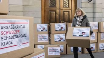 Das Handelsgericht spricht der Stiftung für Konsumentenschutz die Prozessfähigkeit in einer Sammelklage im Abgas-Skandal ab. (Archiv)