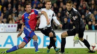 Murat Yakin hofft im Spiel gegen Aarau auf Marco Streller.