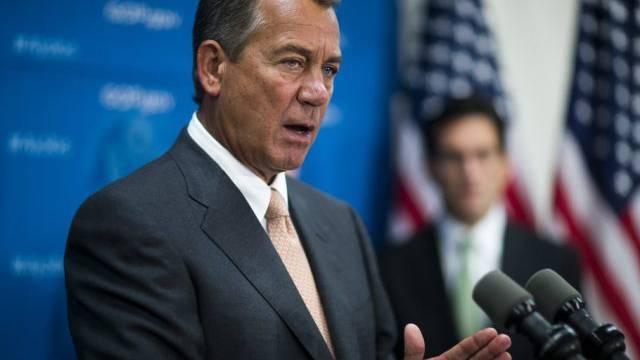 Will die Wahrheit: John Boehner, Sprecher des Repräsentantenhauses