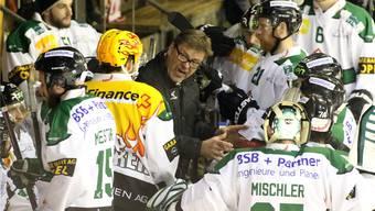 Bitte mehr Emotionen: Trainer Heikki Leime vermisste zuletzt den Enthusiasmus bei seinen Spielern.