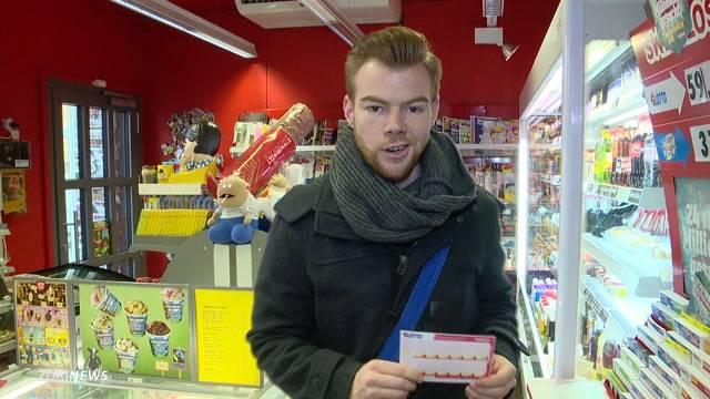 Lotto-Glückstour durch Zürich