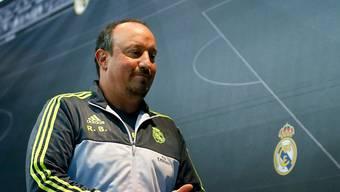 Rafael Benitez muss bei Real Madrid den Abgang machen