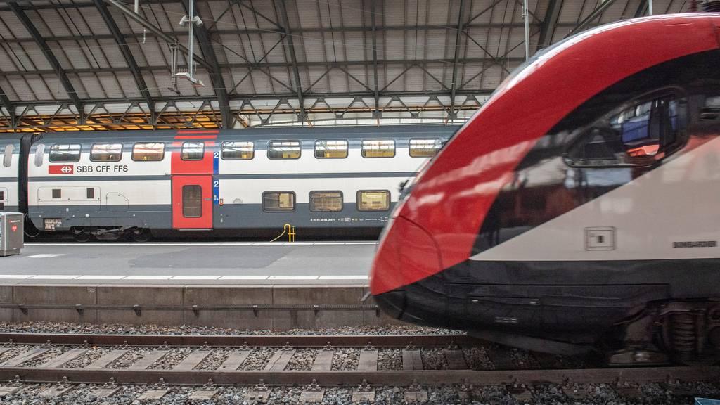 Aufgepasst: Ab heute Montag fahren weniger Züge